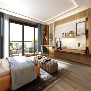 Hyde Park Bedroom Design