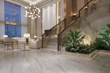 Double Height Villa Design