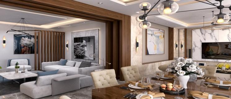 Mivida Villa Design